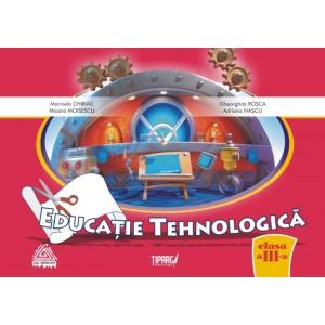 Educatie tehnologica cls a III-a