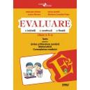 Evaluare - teste romana, matematica si cunoasterea mediului cls a II-a (dupa Penes)