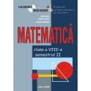Matematica clasa a VIII-a, semestrul II