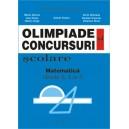 Olimpiade si concursuri scolare, matematica, clasele III-IV-V, 2007