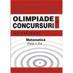 Olimpiade si concursuri scolare, matematica, clasa a VI-a, 2007