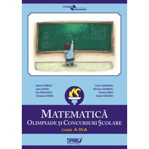 Olimpiade si concursuri scolare, matematica, clasa a VI-a, 2008
