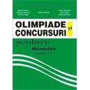 Olimpiade si concursuri scolare, matematica, clasele VII-VIII, 2007