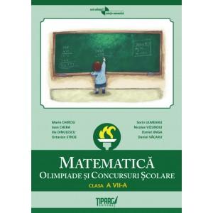 Olimpiade si concursuri scolare, matematica, clasa a VII-a, 2008