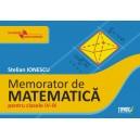 Mic memorator de matematica cls IV-IX