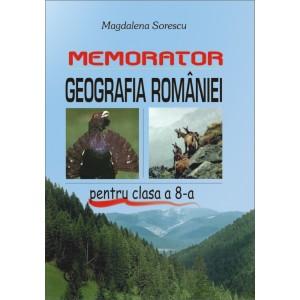 Mic memorator geografia Romaniei cls a VIII-a