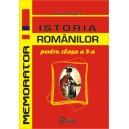 Mic memorator istoria romanilor cls a VIII-a