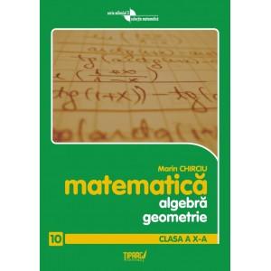 Algebra si geometrie cls a X-a