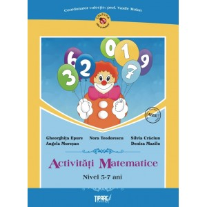 Activitati matematice, nivel 5-7 ani