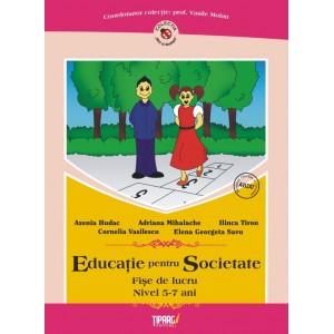 Educatie pentru societate, nivel 5-7 ani