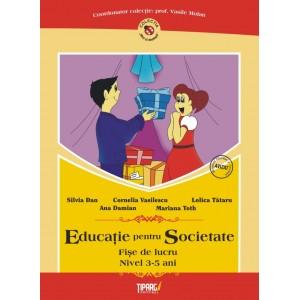 Educatie pentru societate, nivel 3-5 ani
