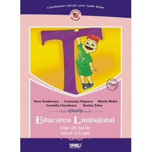 Educarea limbajului, nivel 3-5 ani
