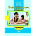 Limba şi literatura română. Auxiliar pentru clasa a V-a