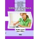 Limba şi literatura română. Auxiliar pentru clasa a VIII-a, sem. 1