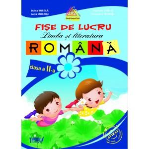 Fise de lucru limba si literatura romana, clasa a II-a *