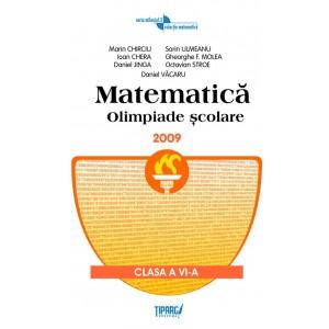 Matematica. Olimpiade scolare, clasa a VI-a