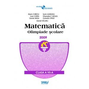 Matematica. Olimpiade scolare, clasa a VII-a