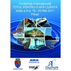 Volumul Conferintei Internationale Totul pentru o apa curata