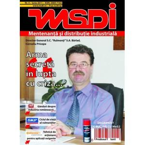 MSDI. Mentenanta si distributie industriala, Nr.4