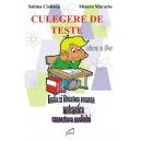 Culegere de teste pentru clasa a II-a