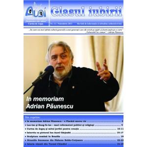 Nr. 11/noiembrie 2011
