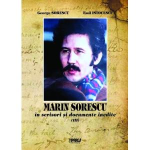 Marin Sorescu in scrisori si documente inedite (III)