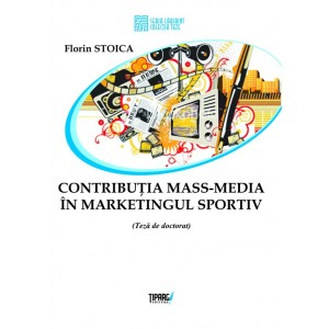 Contributia mass-media in marketingul sportiv