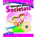 Educatie pentru societate, nivel 3-4 ani
