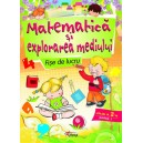 Matematica si explorarea mediului, fise de lucru, clasa a II-a, partea I