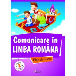 Comunicare in limba romana, cls. a II-a, partea 1. Model A