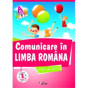 Comunicare in limba romana, cls. a II-a, partea 2. Model A