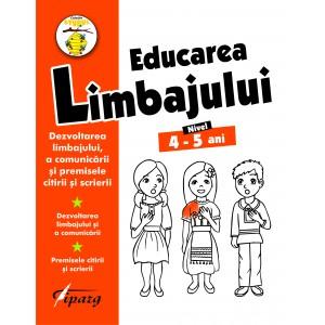 Educarea limbajului, nivel 4-5 ani