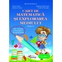 Caiet de matematica si explorarea mediului. Clasa I (model C)