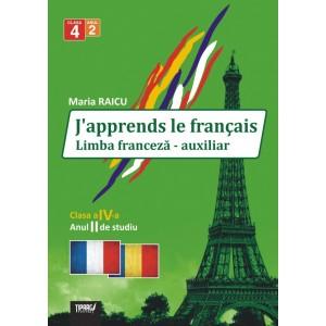 Limba franceza - auxiliar pentru anul II