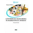 Contributia mass-media in marketingul sportiv