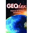 GEOdex. Dictionar de termeni geografici